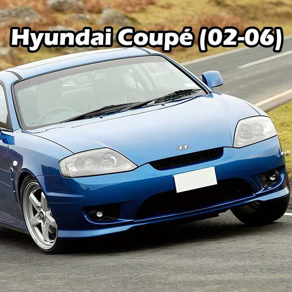 Hyundai Coupé (02-06)