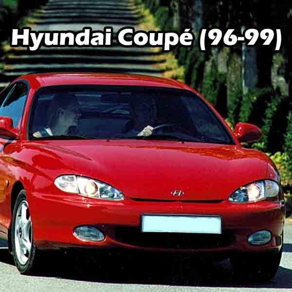 Hyundai Coupé (96-99)