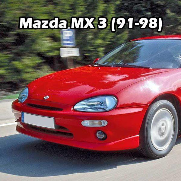 Mazda MX 3 (91-98)