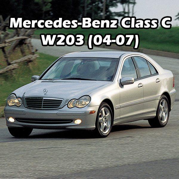 Mercedes-Benz Class C W203 (04-07)