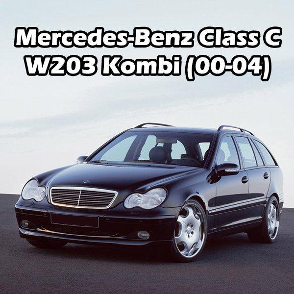 Mercedes-Benz Class C W203 Kombi (00-04)