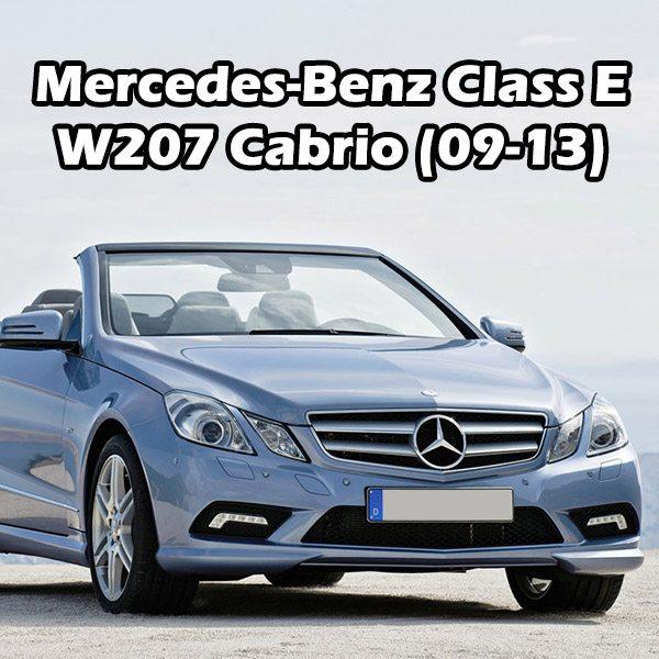 Mercedes-Benz Class E W207 Cabrio (09-13)