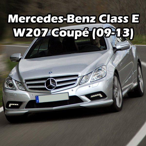 Mercedes-Benz Class E W207 Coupé (09-13)