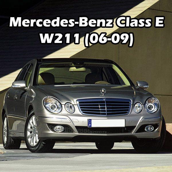 Mercedes-Benz Class E W211 (06-09)