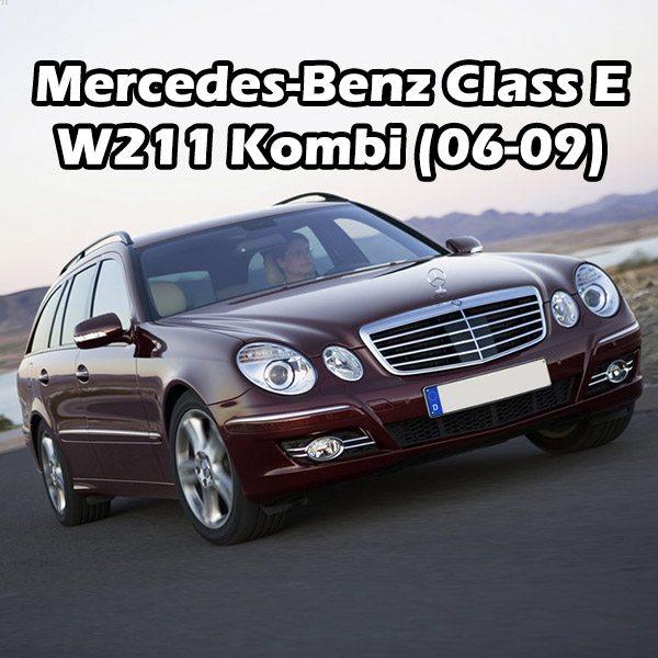 Mercedes-Benz Class E W211 Kombi (06-09)