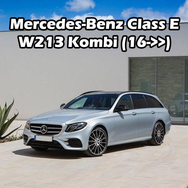Mercedes-Benz Class E W213 Kombi (16->>)