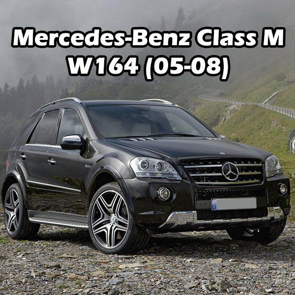 Mercedes-Benz Class M W164 (05-08)