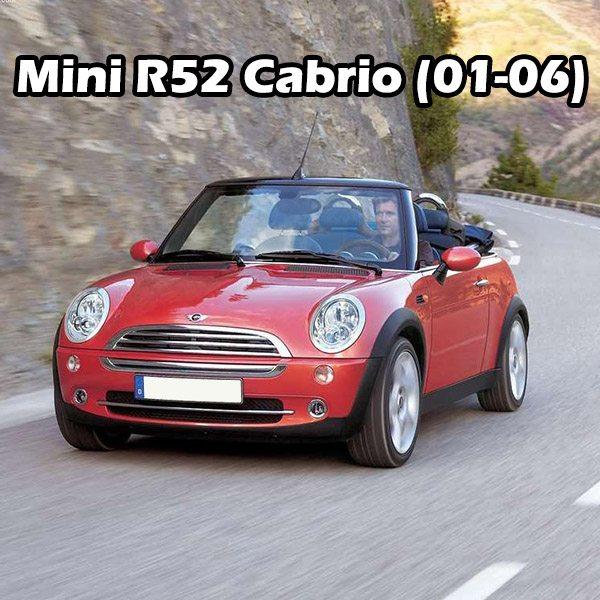 Mini R52 Cabrio (01-06)