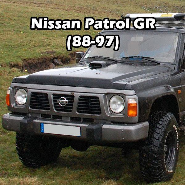 Nissan Patrol GR (88-97)