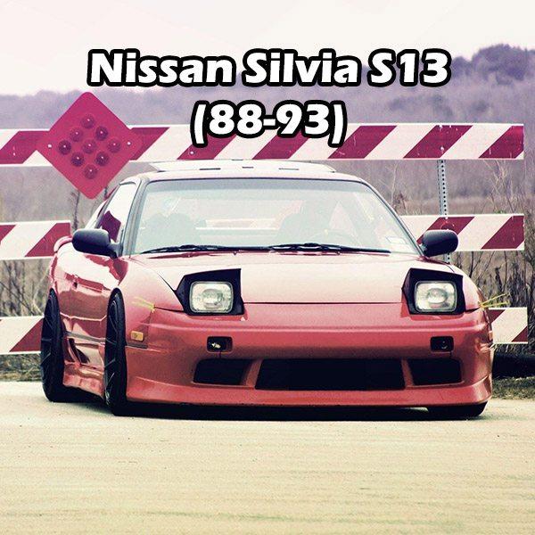 Nissan Silvia S13 (88-93)