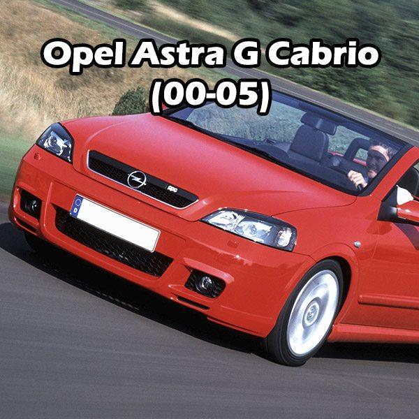Opel Astra G Cabrio (00-05)