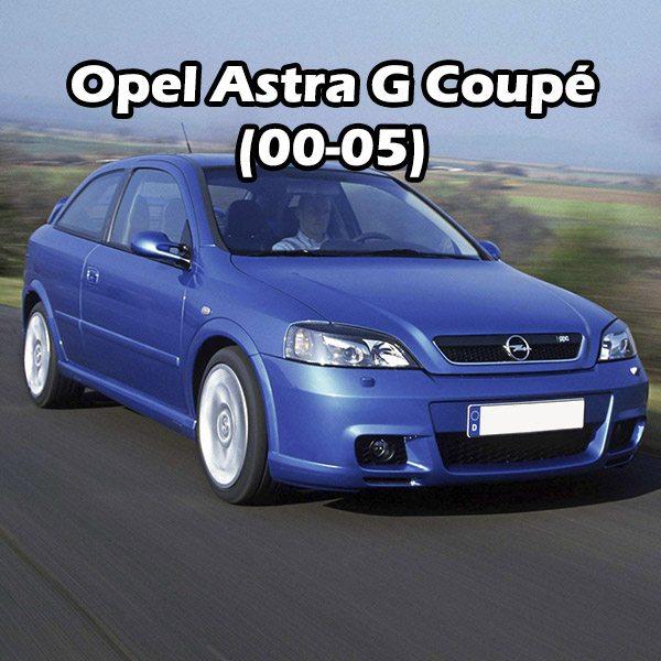 Opel Astra G Coupé (00-05)