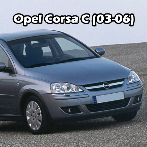 Opel Corsa C (03-06)