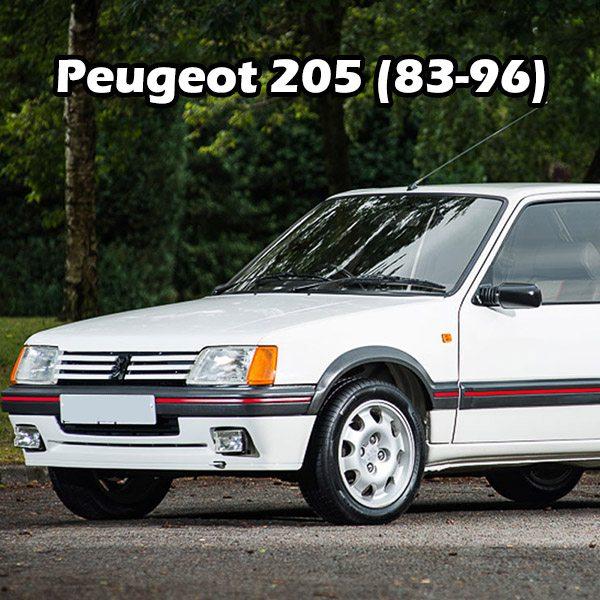 Peugeot 205 (83-96)