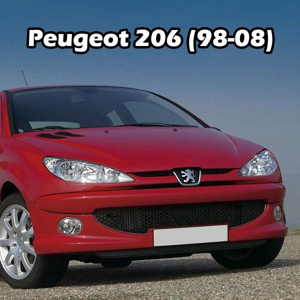 Peugeot 206 (98-08)