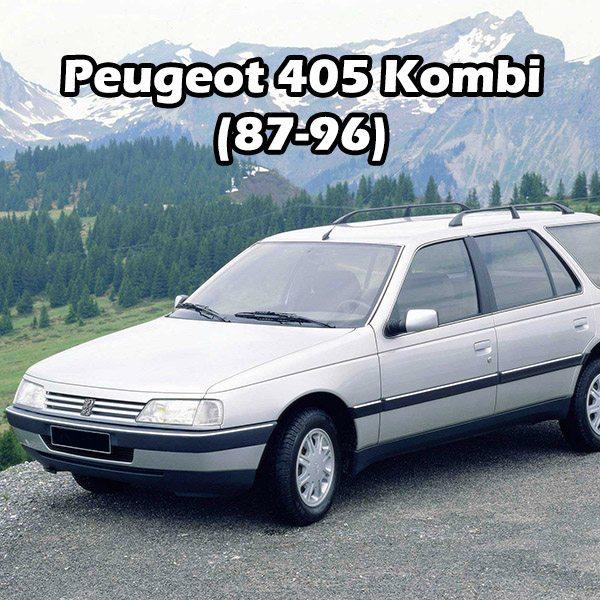Peugeot 405 Kombi (87-96)