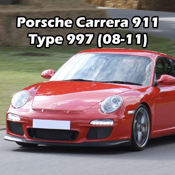 Porsche Carrera 911 Type 997 (08-11)