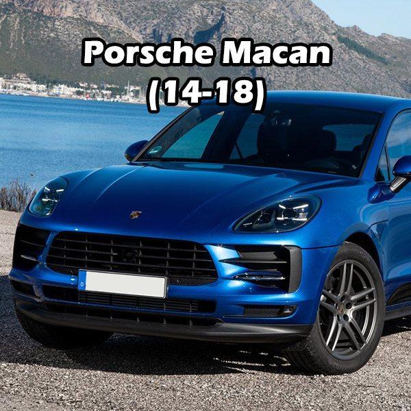 Porsche Macan (14->>)