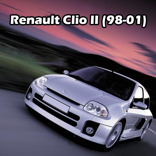 Renault Clio II (98-01)