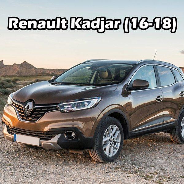 Renault Kadjar (16-18)