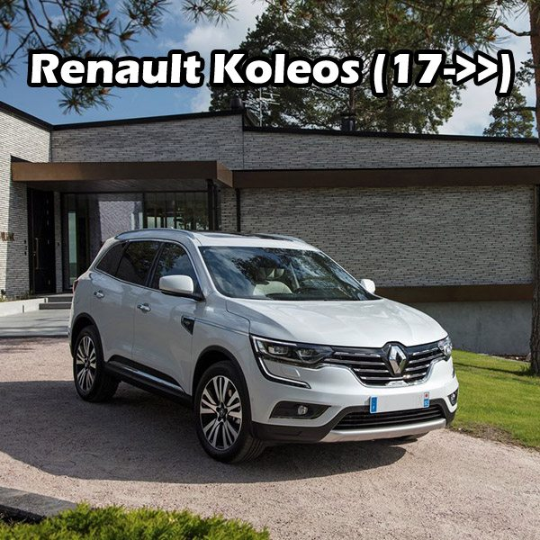 Renault Koleos (17->>)