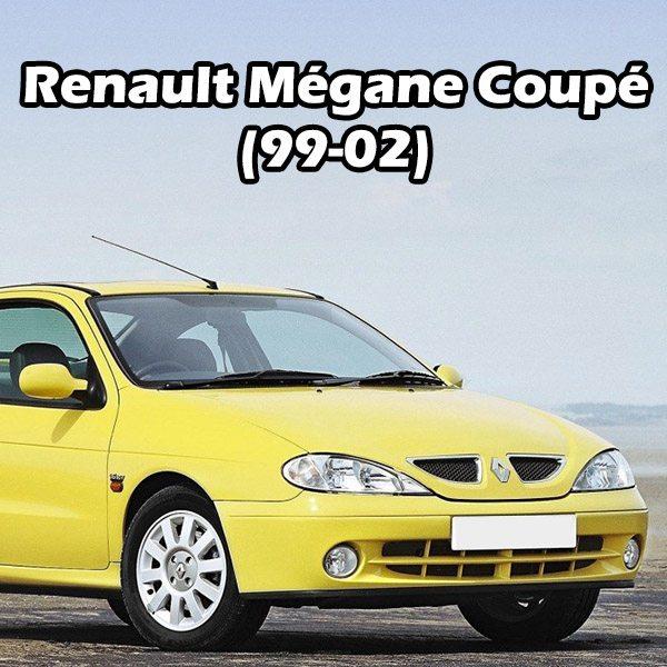 Renault Mégane Coupé (99-02)