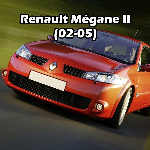 Renault Mégane II (02-05)