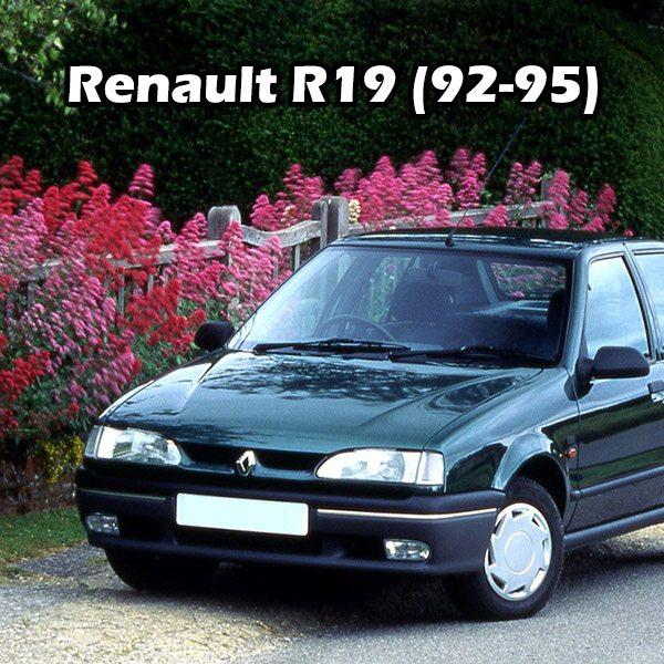 Renault R19 (92-95)