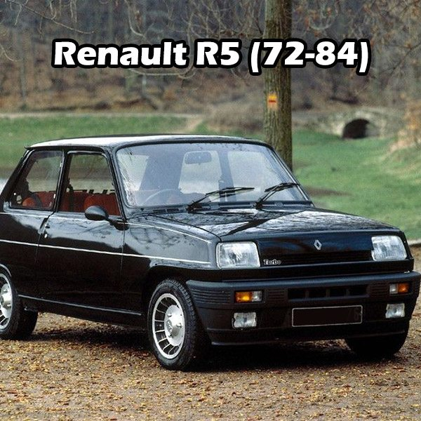 Renault R5 (72-84)