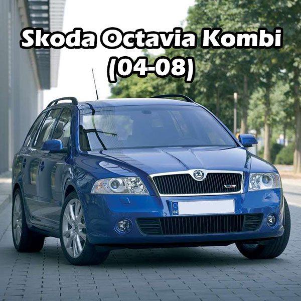 Skoda Octavia Kombi (04-08)