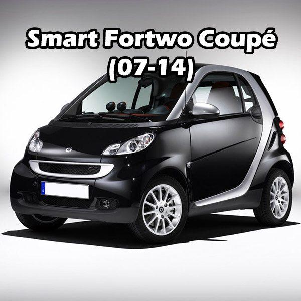 Smart Fortwo Coupé (07-14)