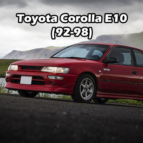 Toyota Corolla E10 (92-98)