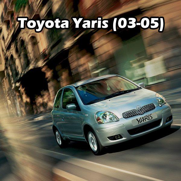 Toyota Yaris (03-05)