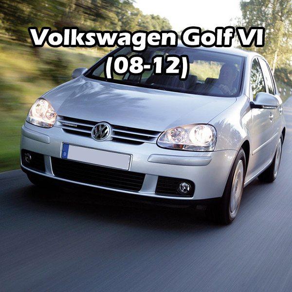 Volkswagen Golf VI (08-12)
