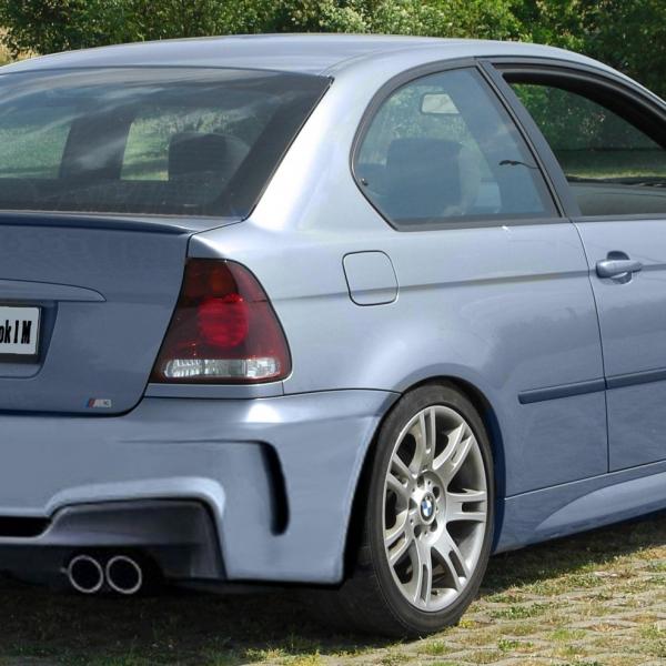 BMW-Serie-3-E46-Compact-01-05-Para-choques-Trás-M1-2