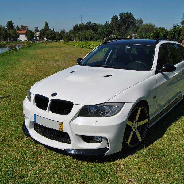 BMW-Serie-3-E91-05-08-Para-choques-Frente-Modderna