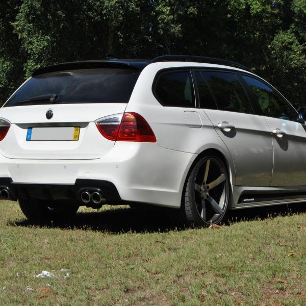BMW-Serie-3-E91-05-08-Para-choques-Trás-Modderna